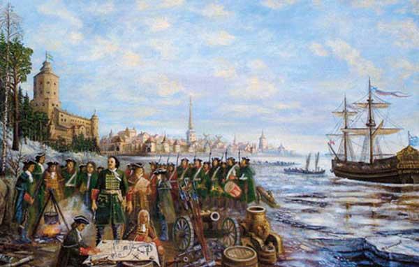 Как выучить последовательность исторических событий?