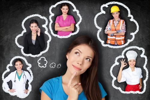 Как выбрать себе профессию