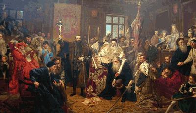 Заключение Люблинской Унии