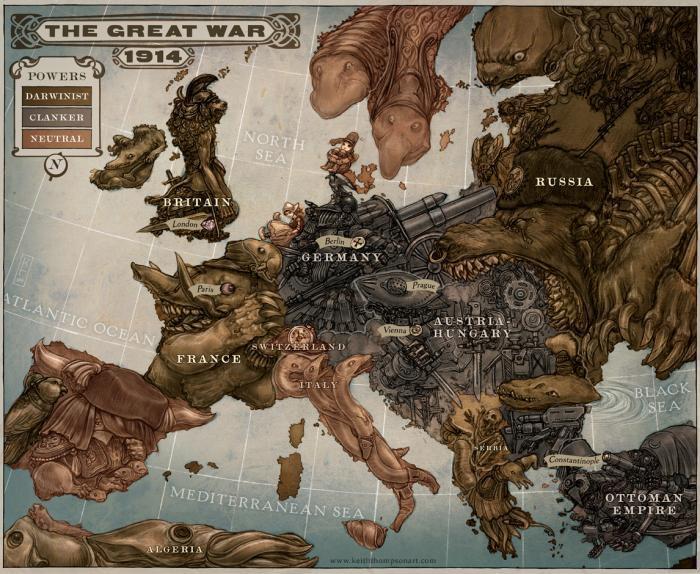 Россия и Первая мировая война