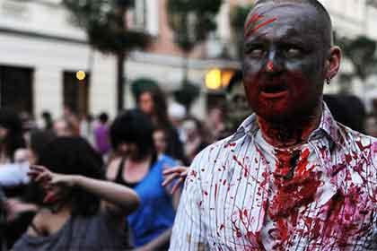 Новости общества: Жириновский жжёт, зомби в Канзасе