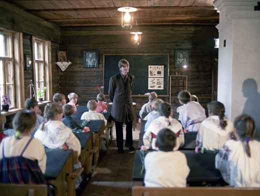 Новости про сельское школьное образование в России