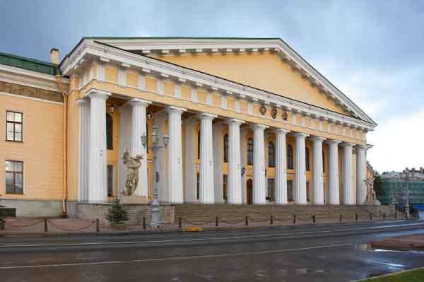 А.Н. Воронихин Горный институт,1806—1811 гг.