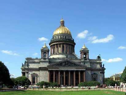 О. Монферран. Исаакиевский собор в Санкт-Петербурге, 1818—1858 гг.