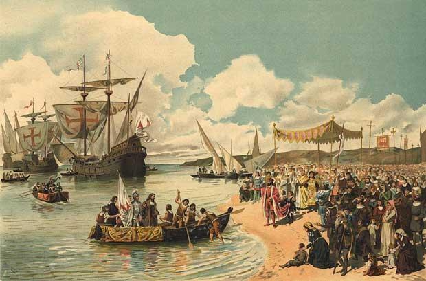 Путешествие Васко да Гама к Индии через юг Африканского континента