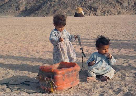 Дети в самых бедных странах мира