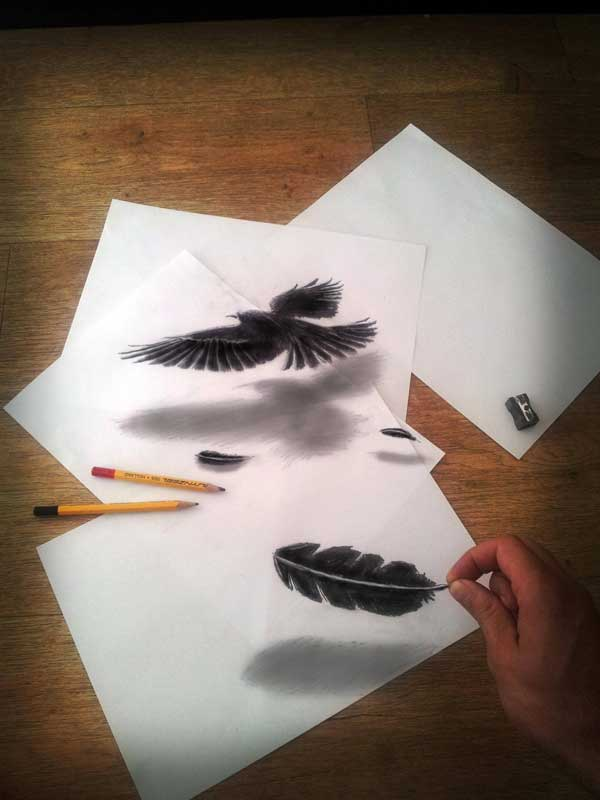Как научиться рисовать карандашом?