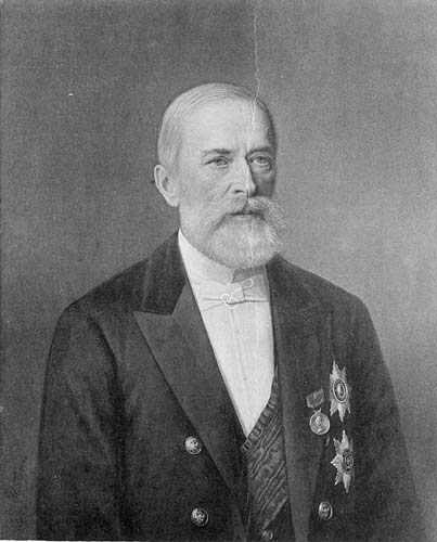 Н.Х Бунге (минфин с 1882 по 1886 годы)