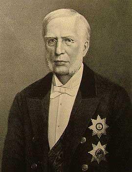 И.А. Вышнеградский (минфин с 1887 по 1892 годы)