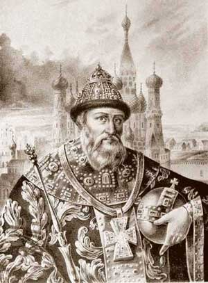 Иван Третий Великий