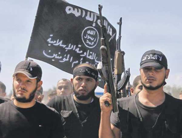 Вооруженные силы ИГИЛ