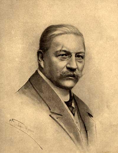 Павел Николаевич Милюков, министр иностранных дел Временного правительства