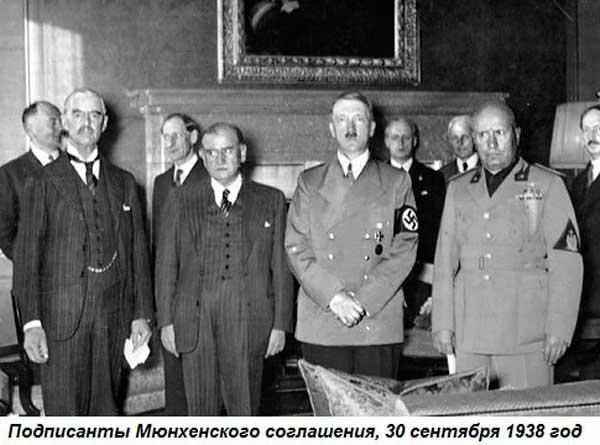 Внешняя политика СССР в 30-е годы