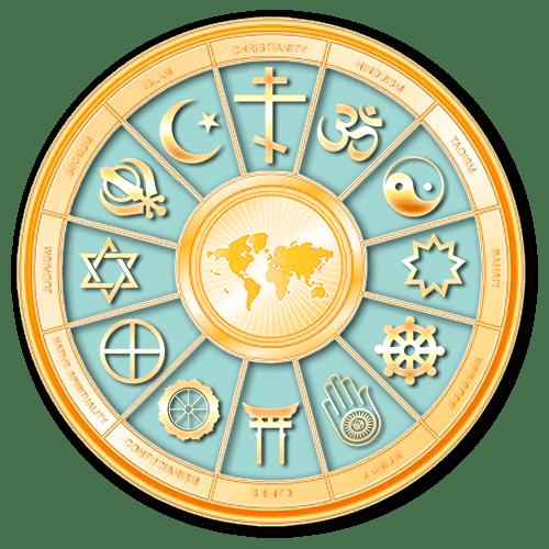 Религии мира: список