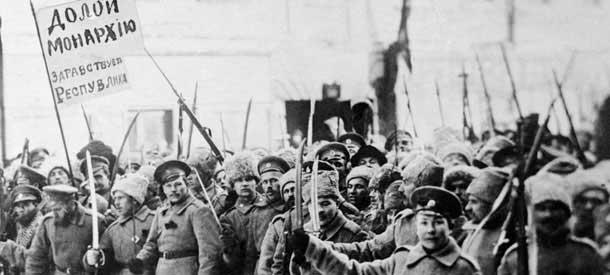 Февральская революция: кратко