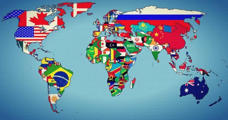 Международное разделение труда это...
