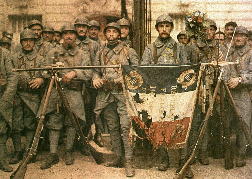 В каком году закончилась Первая мировая война: все ответы здесь