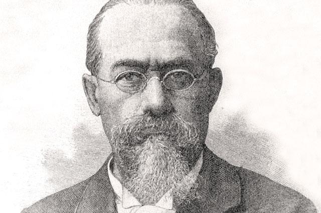 Чезаре Ломброзо