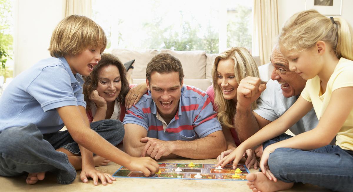 Рекреационная функция семьи