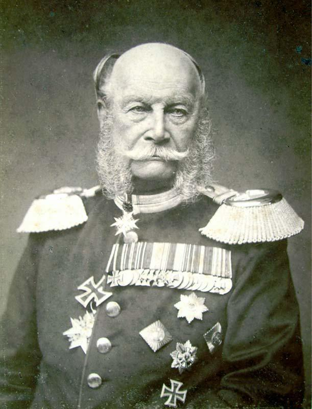 Король Пруссии Вильгельм I