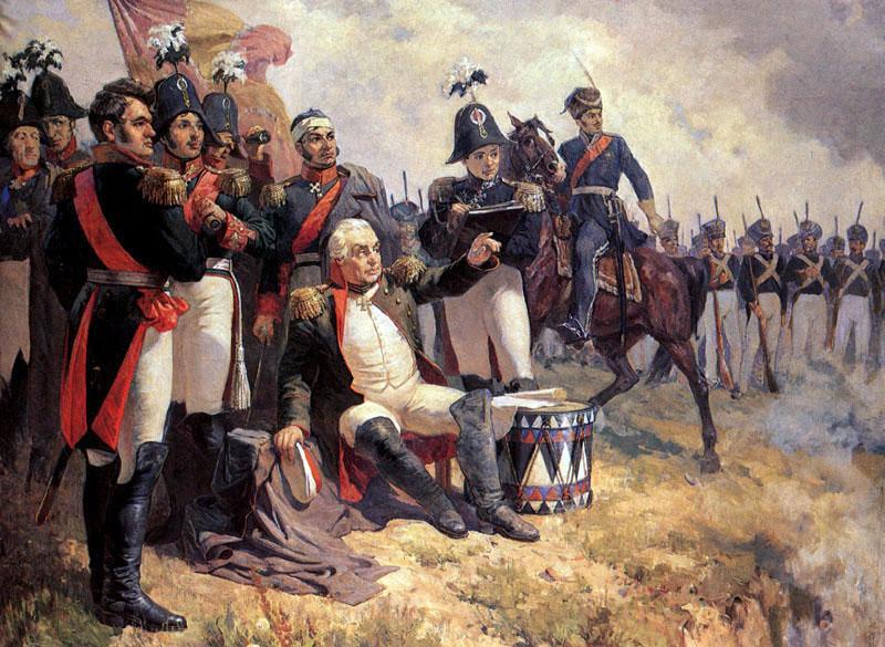 Отечественная война 1812 года: кратко