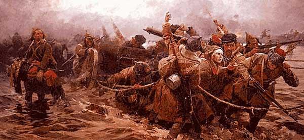 Гражданская война - это...
