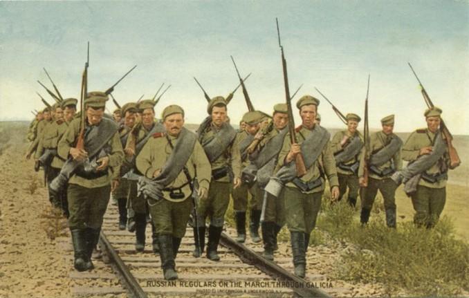 Первая мировая война 1914 -1918: причины