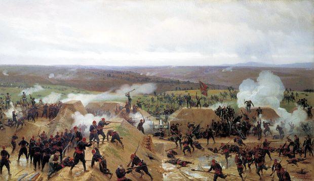 Русско турецкая война 1828-1829 годов