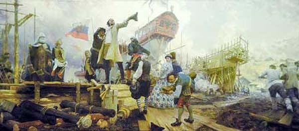 Азовские походы Петра 1