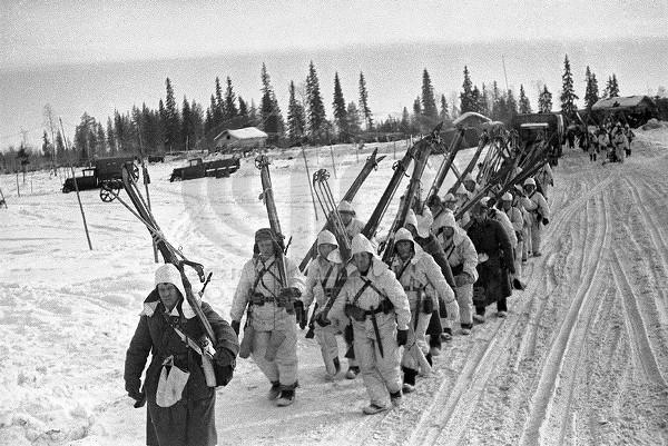 Советско-финская война: причины, ход событий, последствия
