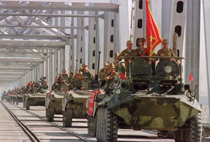 Война в Афганистане: причины, ход событий, последствия