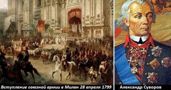 Суворов Александр Васильевич: краткая биография, интересные факты