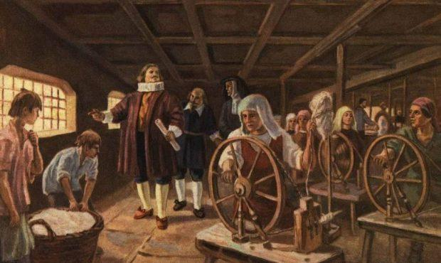 Экономическое развитие России в 17 веке