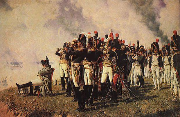 Бородинское сражение: причины, ход сражения, итоги