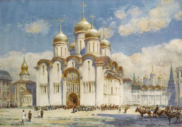 Софья Палеолог: путь от принцессы до жены русского князя