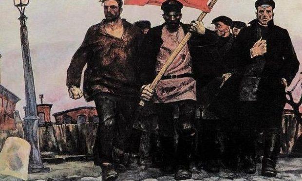 Итоги Революции 1905 - 1907 гг.
