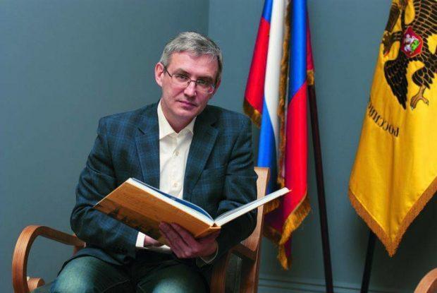 Юрий Никифоров, начальником отдела Военно-исторического Российского общества