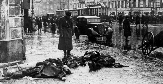 У руководителей блокадного Ленинграда была на столе икра и ананасы?