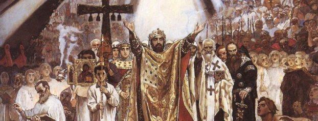 Как братоубийца и язычник стал русским святым