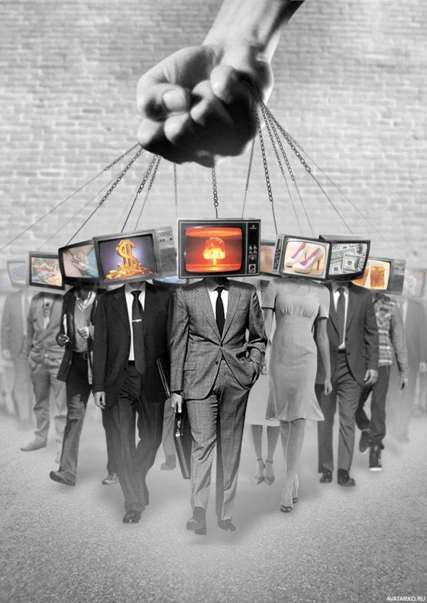 Почему я считаю просмотр центральных каналов - признаком дурного тона?