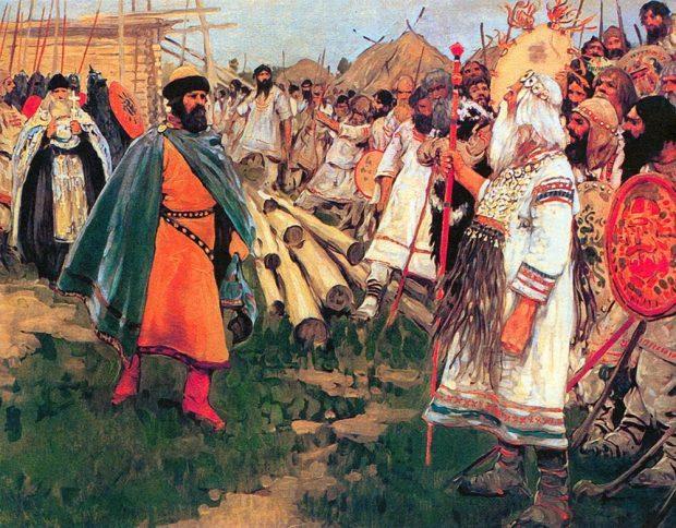 Ростовское восстание волхвов в 1071 году