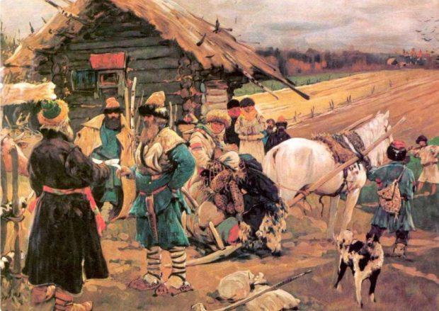 Закупы в Древней Руси это ...