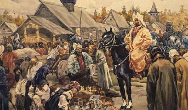 Монголо-татарское иго: предпосылки, ход событий, последствия