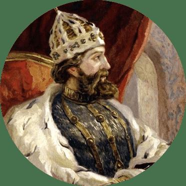 Иван Третий Великий. Художественная реконструкция