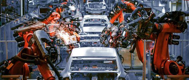 Индустриализация это...