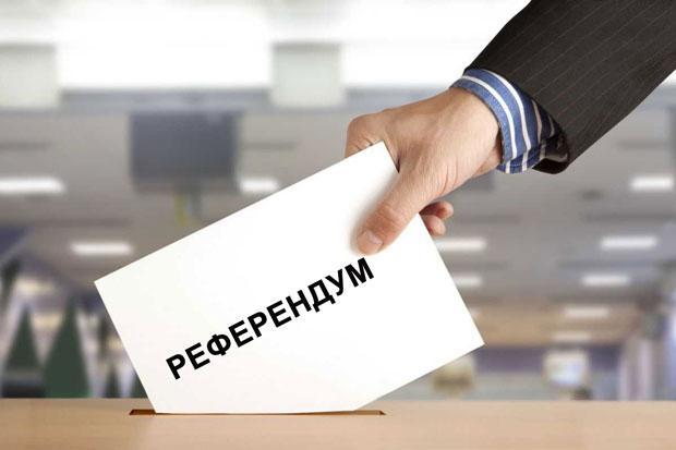 Референдум это...