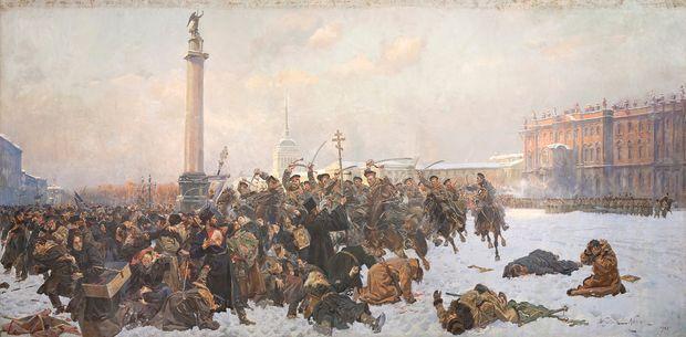 Кровавое воскресенье 1905 года: причины, ход событий, последствия