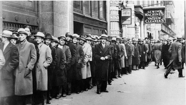 Великая депрессия в США: причины, ход событий и последствия