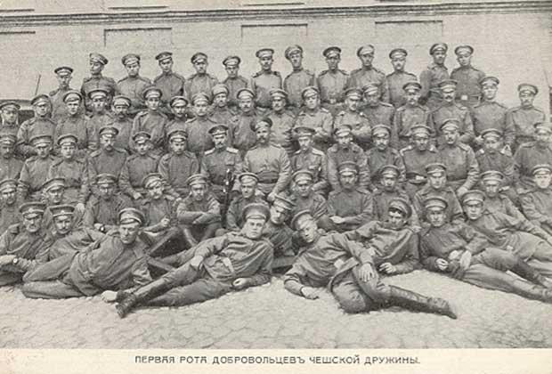 Восстание чехословацкого корпуса: причины, события, итоги